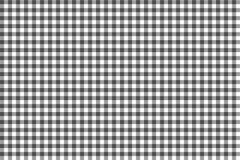 Modelo negro ligero de la guinga Textura del Rhombus/de los cuadrados para - la tela escocesa, manteles, ropa, camisas, vestidos, libre illustration
