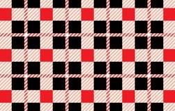 Modelo negro y azul de la guinga Textura del Rhombus para - la tela escocesa, manteles, camisas, vestidos, papel, lecho, mantas,  libre illustration
