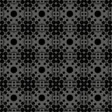 Modelo negro y gris imagen de archivo