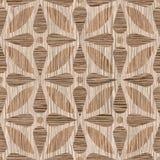 Modelo oriental decorativo - textura de madera arruinada del surco del roble libre illustration