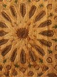 Modelo ornamental Fotos de archivo
