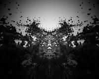Modelo oscuro de la textura Foto de archivo