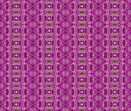 Modelo púrpura Imagenes de archivo