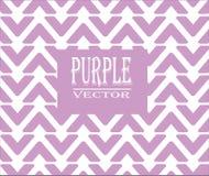 Modelo púrpura Fotos de archivo libres de regalías