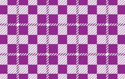Modelo púrpura de la guinga Textura del Rhombus para - la tela escocesa, manteles, camisas, vestidos, papel, lecho, mantas, edred libre illustration