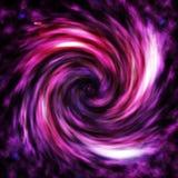Modelo púrpura del fondo del extracto del vórtice ilustración del vector