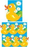 Modelo para los niños libre illustration