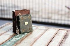 Modelo pequeno do livro Imagem de Stock Royalty Free