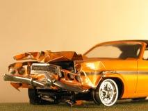 Modelo plástico de um carro do músculo Fotografia de Stock