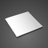 Modelo quadrado do compartimento Imagens de Stock Royalty Free