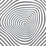 Modelo radial abstracto del vector stock de ilustración