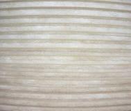 Modelo rayado beige Fotografía de archivo