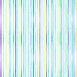 Modelo rayado vertical de la acuarela del vector Imagenes de archivo
