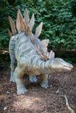 Modelo realista del dinosaurio - Stegosaurus Foto de archivo