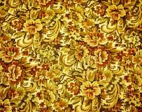 Modelo retro de la tapicería de los años 70 Imagenes de archivo