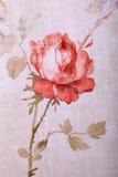 Modelo retro del papel pintado con el ornamento floral de la rosa Fotografía de archivo