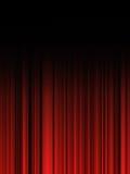 Modelo rojo de la raya Fotos de archivo libres de regalías