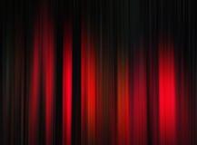 Modelo rojo de la raya stock de ilustración