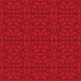 Modelo rojo del papel pintado libre illustration