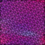 Modelo rosado del fondo Imagen de archivo