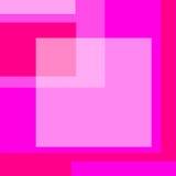 Modelo rosado del fondo del diseño hermoso Fotos de archivo libres de regalías