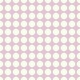 Modelo rosado del fondo del punto de Grey Polka Fotografía de archivo
