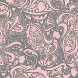 Modelo rosado del vintage Imágenes de archivo libres de regalías