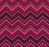 Modelo rosado rojo de la textura del Knit Foto de archivo