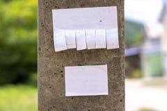 Modelo simple del fondo de la foto del pilar concreto enorme con el balneario fotos de archivo
