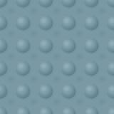 Modelo simple del vector con convexo y cóncavo ilustración del vector