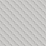 Modelo sombreado metálico del círculo Foto de archivo libre de regalías
