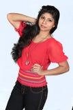 Modelo srilanqués Imagenes de archivo