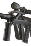 Modelo suave del plástico del arma del aire Foto de archivo
