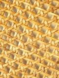 Modelo tejido mimbre para el fondo o la textura Imagen de archivo libre de regalías