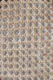 Modelo tejido mimbre para el fondo o la textura Fotografía de archivo libre de regalías