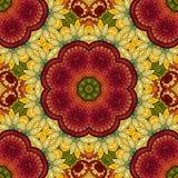 Modelo tribal abstracto inconsútil (vector) Imagen de archivo libre de regalías