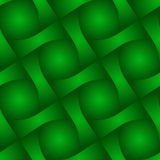 Modelo verde Foto de archivo libre de regalías