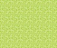 Modelo verde del fondo ilustración del vector