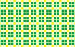 Modelo verde y amarillo Textura del Rhombus para - la tela escocesa, manteles, camisas, vestidos, papel, lecho, mantas, edredones libre illustration