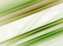 Modelo verde y marrón con las líneas diagonales Imagen de archivo libre de regalías