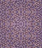 Modelo violeta abstracto inconsútil con pendiente Fotografía de archivo libre de regalías