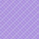 Modelo violeta cruzado inconsútil de la diagonal del shading ilustración del vector