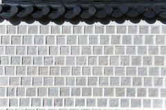 modelo y arte de la pared tomados Imagen de archivo libre de regalías