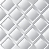Modelos abstractos con los cuadrados Fotografía de archivo