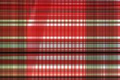 Modelos abstractos de la tela escocesa Imágenes de archivo libres de regalías