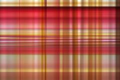 Modelos abstractos de la tela escocesa Fotografía de archivo