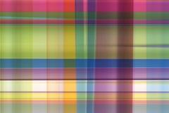 Modelos abstractos de la tela escocesa Foto de archivo libre de regalías