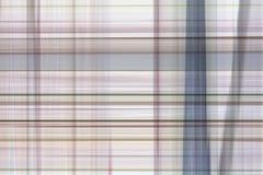 Modelos abstractos de la tela escocesa Fotos de archivo