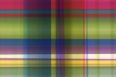 Modelos abstractos de la tela escocesa Imagenes de archivo