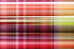 Modelos abstractos de la tela escocesa Fotografía de archivo libre de regalías
